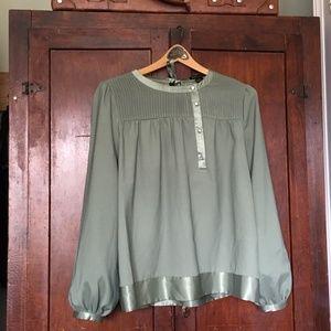 1990s BCBG MaxAzria blouse
